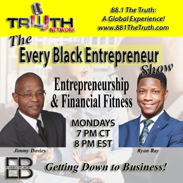 Every Black Entrepreneur Show - Dominique Hart